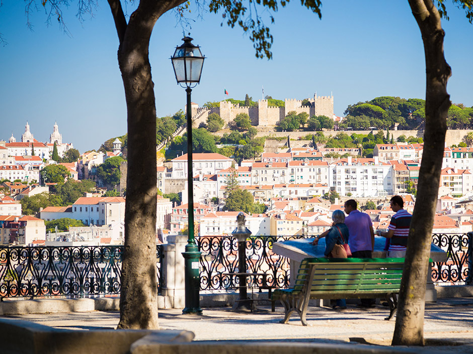 group tours, inside lisbon