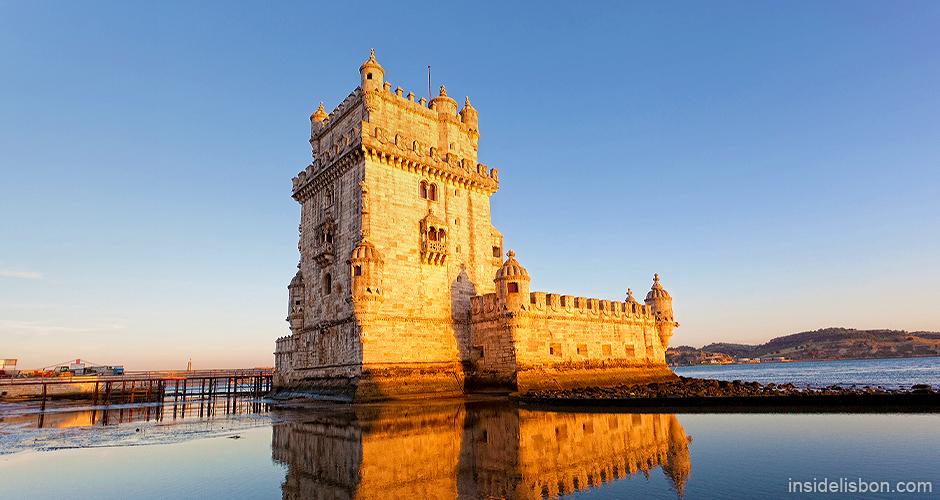 Tower Belem Lisbon