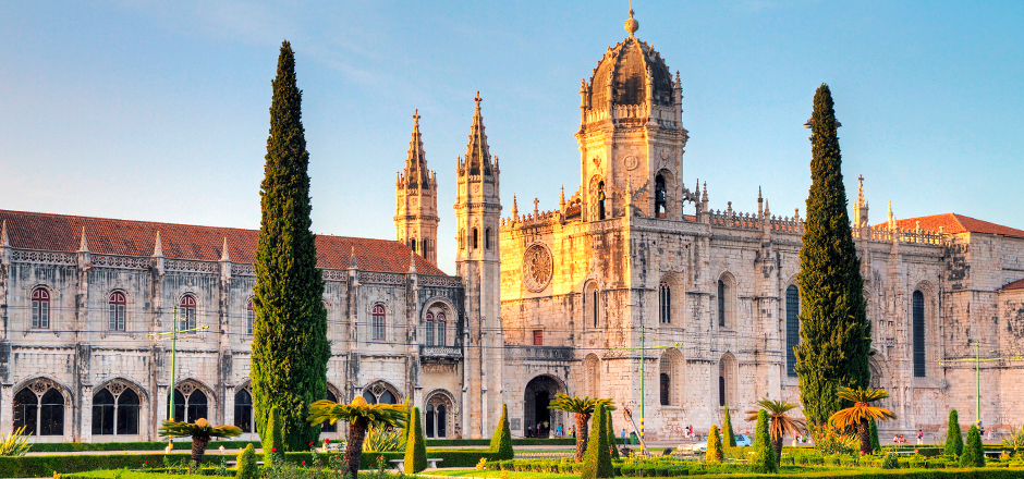 Monastery of Jerónimos is a symbol of the Portuguese culture and national identity
