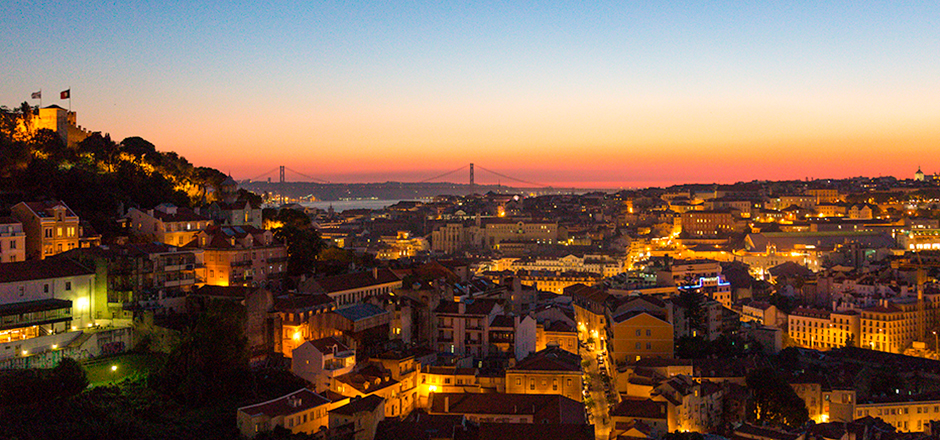 Where to go out at lisbon night