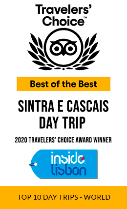 Travelers´ Choice Best of the Best, Sintra e Cascais Day Trip, 2020 traveler's choice award winner, Top 10 Day Trips - World